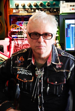 photo of Wreckless Eric by Shawn Vinson