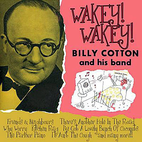 Billy Cotton and his band