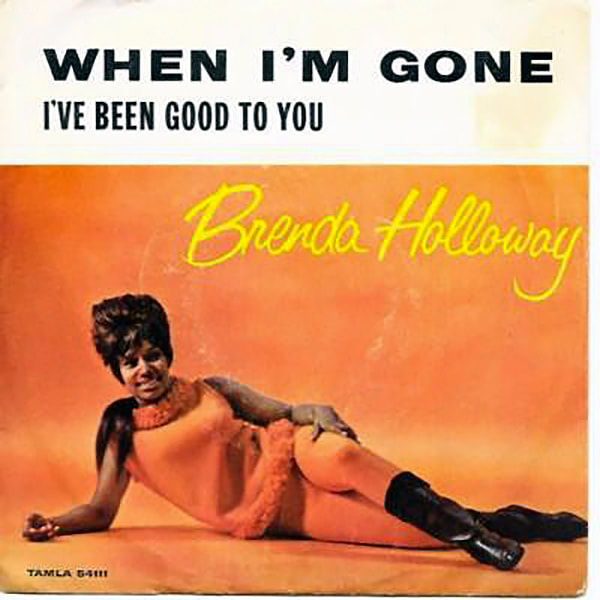 Brenda Holloway, When I'm Gone