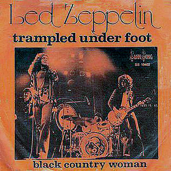 Led Zeppelin, Trampled Underfoot