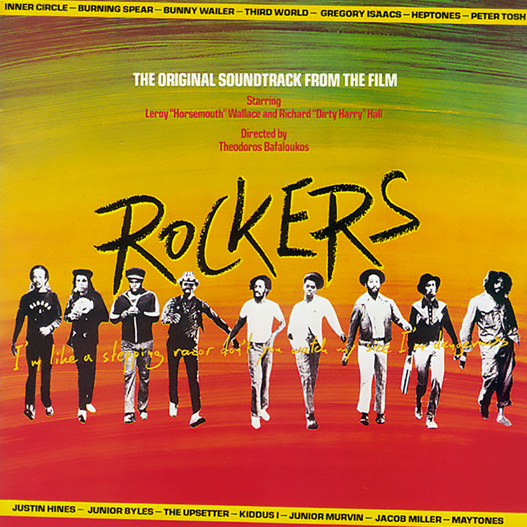 Rockers soundtrack