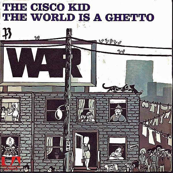 War, Cisco Kid
